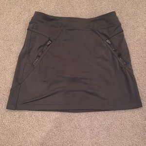 Athleta Grey Skort